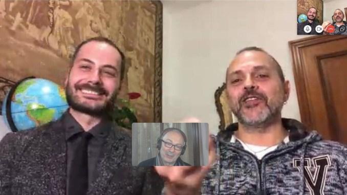 Intervista con Luca Montali e Michael Crisantemi, le Sardine dell'Umbria contro Matteo Salvini