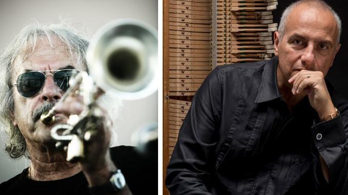 Enrico Rava e Danilo Rea, al via il Jazz Club Perugia, venerdì 8 novembre