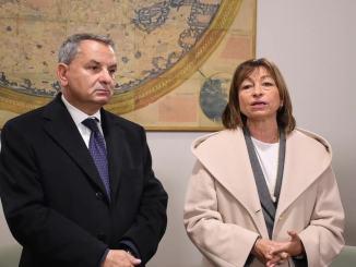 Donatella Tesei si è insediata, la Presidente dell'Umbria, presto la nuova giunta