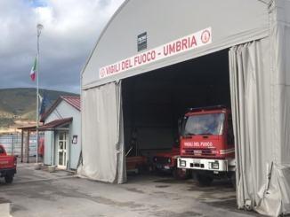 Vigili del Fuoco di Norcia addio! Chiuso o no il distaccamento dei pompieri