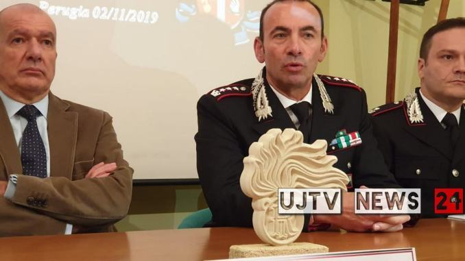 Droga da Perugia Fontivegge in tutto il mondo, oltre 150 gli arresti, imponente operazione