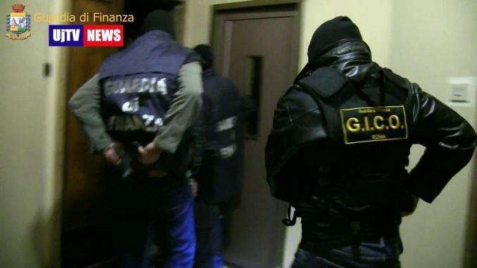Gico Finanza sequestra beni a condannato, a Perugia, per traffico di droga