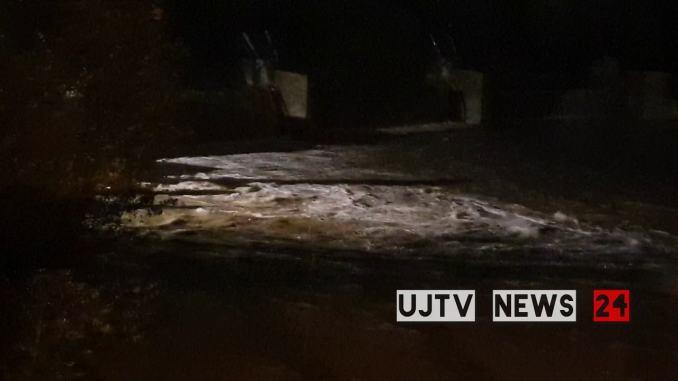 Maltempo, rischio idraulico e idrogeologico in Umbria, allerta fiumi | Foto e video