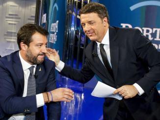 Matteo Renzi e Governo, tema non e' Conte ma evitare che Matteo Salvini stravinca