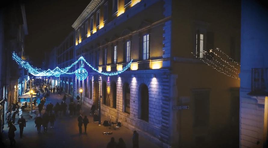 Eventi natalizi, Michele Rossi, strada giusta, ma occorre fare di più