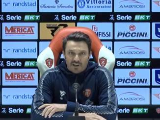 Perugia calcio, Buonaiuto recuperato, i Grifoni a Trapani per un test importante