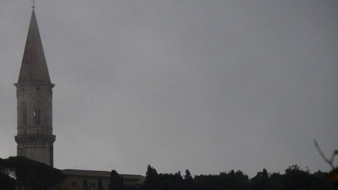 Maltempo Umbria, ancora allerta gialle per lunedì 4 novembre, rischio idrogeologico