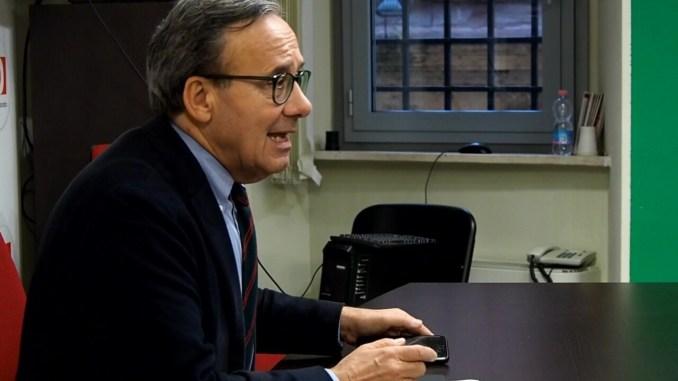 Walter Verini è nuovo responsabile Pd per Giustizia
