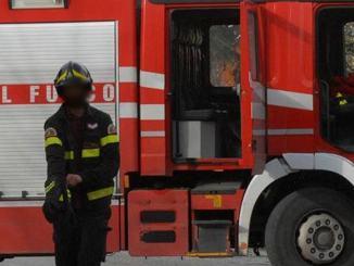 Cacciatore scivola tra le rocce in Valnerina, recuperato dai Vigili del fuoco