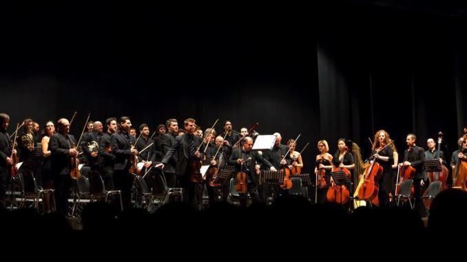 Ensemble Symphony Orchestra sabato 28 dicembre al Menotti di Spoleto