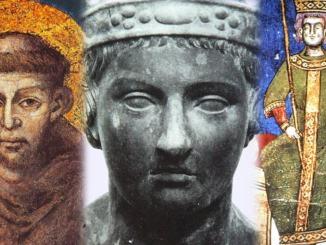 ✍ I Racconti di Elio Bertoldi, Federico, Francesco e la tentatrice lussuriosa