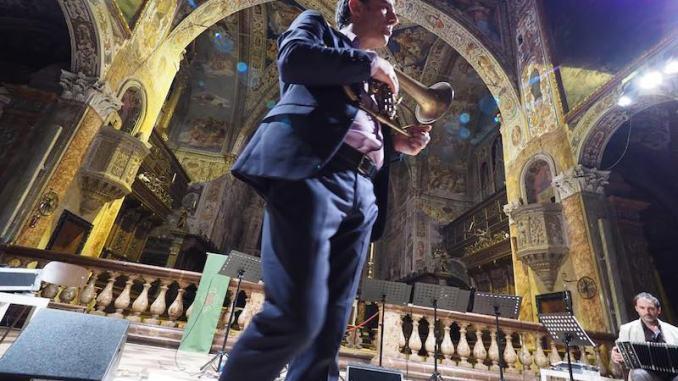 Fresu e Di Bonaventura Jazz Club Perugia concerto Mistico Mediterraneo