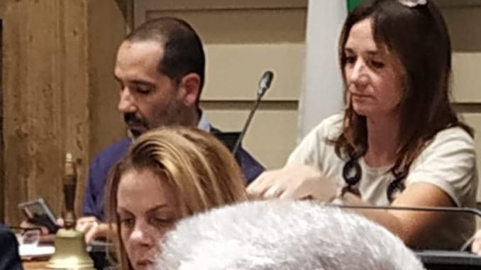 Patrizia Braghiroli si dimette da vicepresidente del Consiglio Comunale
