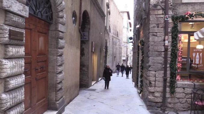 Eventi in via dei Priori fino all'8 dicembre, gli appuntamenti in programma