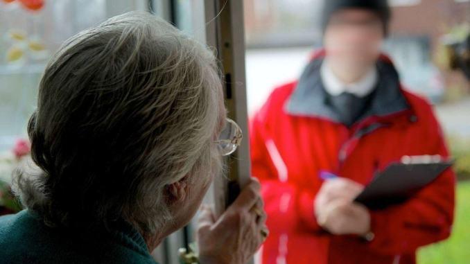 Umbria 64.000 anziani over 80 a rischio truffe dato cresciuto 42% in 5 anni