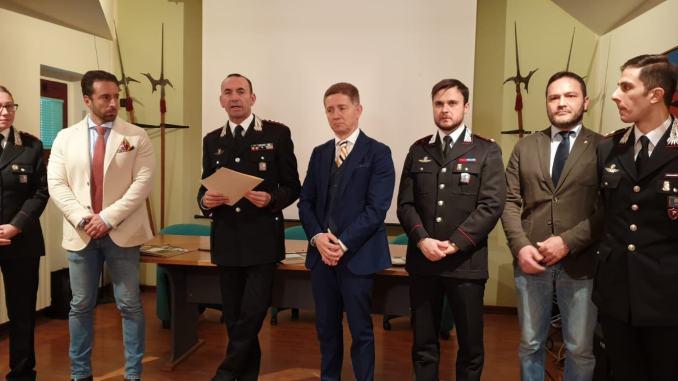 Carabinieri, nel 2019 diminuiti i furti e gli omicidi, ma aumentano reati informatici