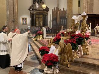"""Natale, Cardinal Bassetti: """"Nascite in Umbria sono a un livello bassissimo"""""""