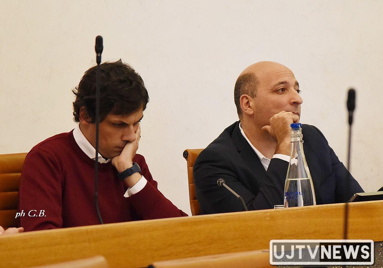Consiglio comunale di Perugia ritorna a riunirsi a Palazzo dei Priori