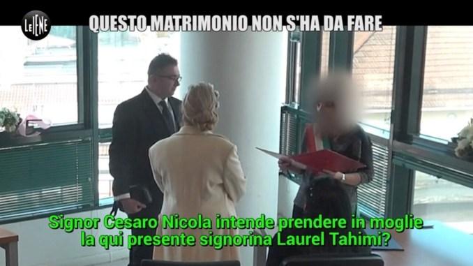 Finti matrimoni con straniere per permesso di soggiorno, blitz de Le Iene a Terni