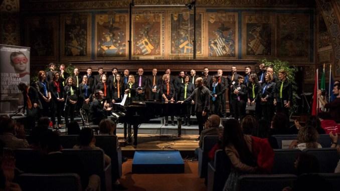 Omphalos Voices in concerto contro l'Aids, il 13 dicembre