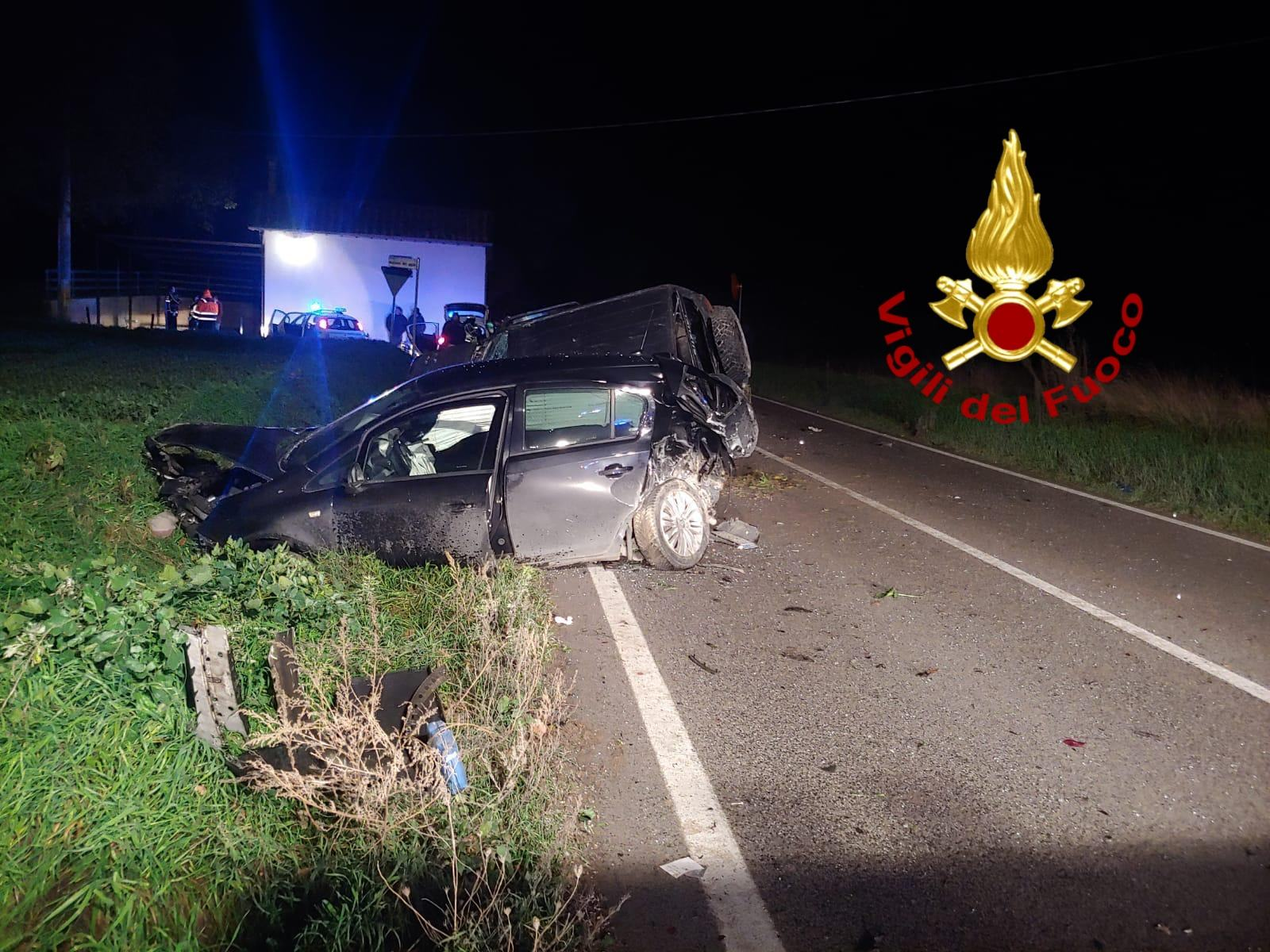 Ennesimo incidente stradale sulla Pievaiola, tre auto coinvolte, un ferito