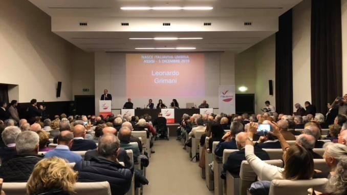 Comincia la sfida di Italia Viva di Renzi, ad Assisi diversi ex PD