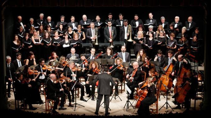 Christmas Carols sabato 28 dicembre Coro e Orchestra a Solomeo