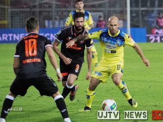 Perugia calcio in palio al Renato Curi il secondo posto in classifica