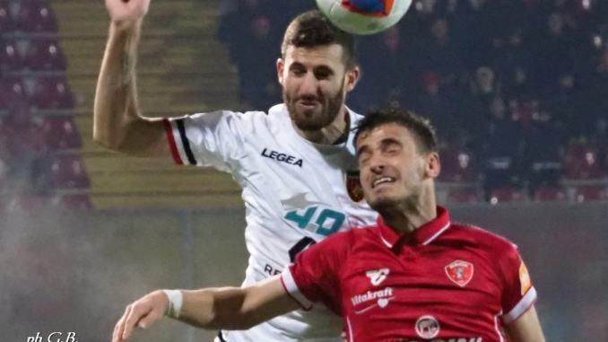 Perugia calcio, il Cosenza strappa meritatamente il pari 2-2