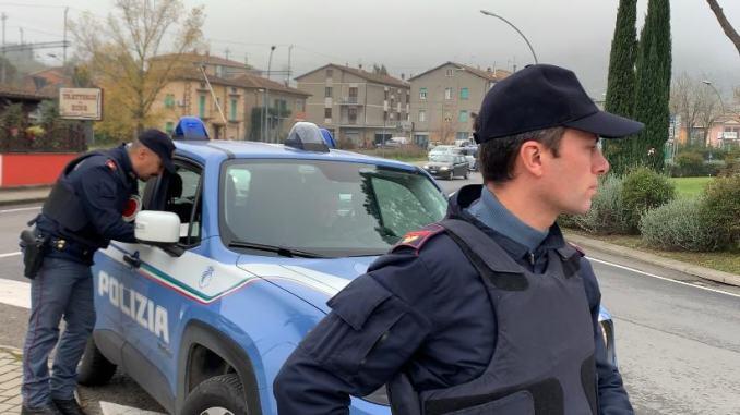 Natale sicuro, controlli della polizia nel territorio di Orvieto