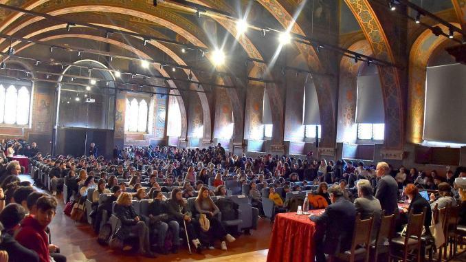 La Shoha dei bambini, incontro con studenti scuole Perugia a Palazzo