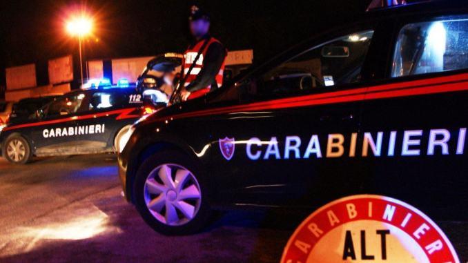 Arresto e denuncia a Spoleto, questioni di droga, entrambi molto giovani