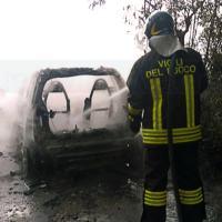 Incendio auto a Terni, sventato altro rogo su auto alimentata a gpl