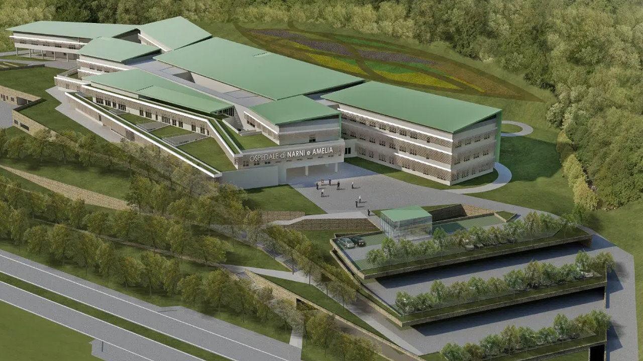 Ospedale Narni Amelia, Mdp Art1, decongestionerà il Santa Maria