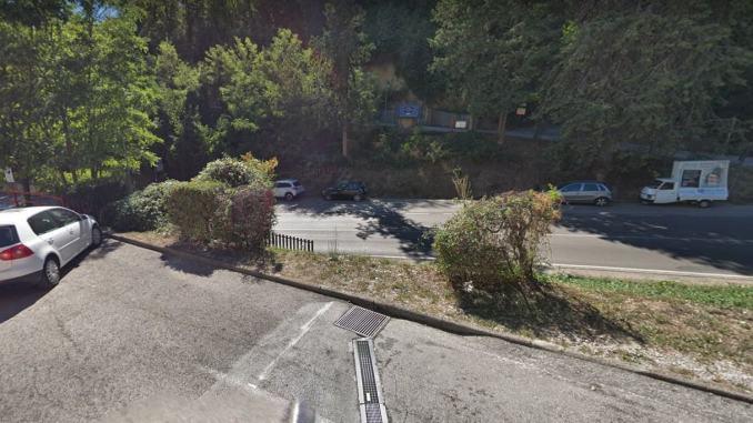 Nuoca scuola a Perugia ai Rimbocchi, attenzione al grande traffico