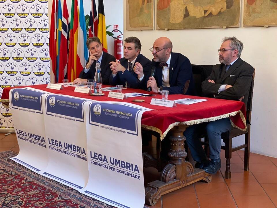 Accademia federale Lega Umbria, sabato 1 la seconda lezione