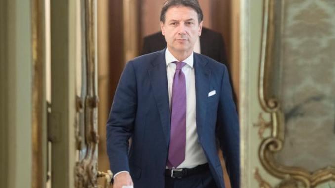 Presidente Conte, risorse per gli sfollati terremoto del Centro Italia