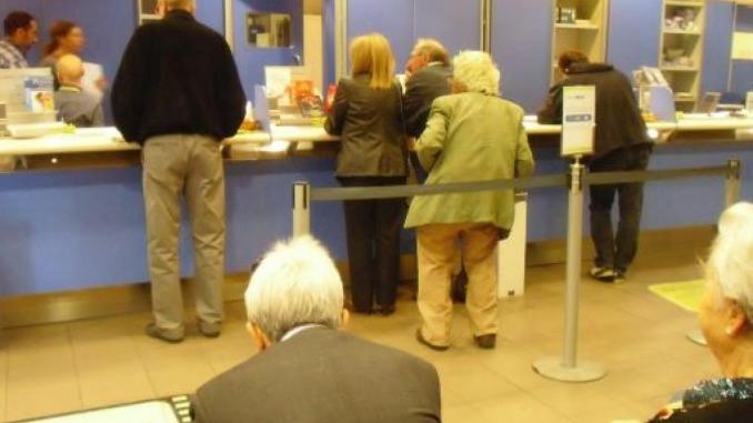 Negli uffici postali della provincia Terni pensioni in pagamento da domani