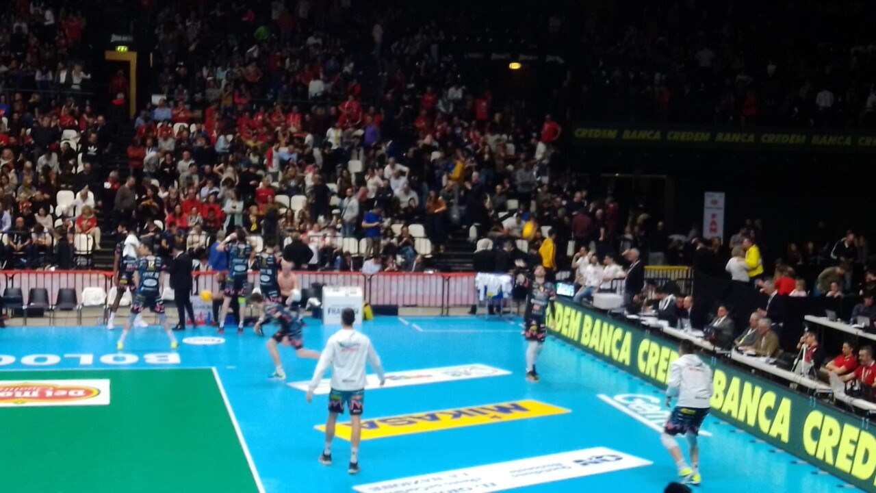 Volley, la Coppa Italia va a Civitanova, Sir cede ma solo al quinto set