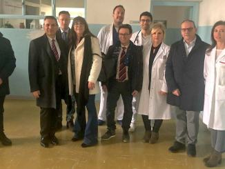 Usl Umbria 2 Massimo De Fino ad Amelia incontra medici e sindaco