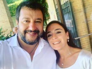 Suppletive senato, Salvini in Umbria per Valeria Alessandrini