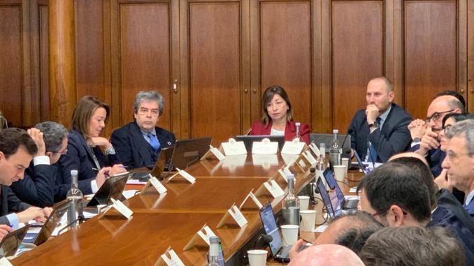 Tesei, escludere da patto stabilità cofinanziamento nazionale e regionale