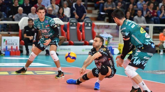 Volley, Sir Safety, Massimo Colaci rinnova per altre due stagioni