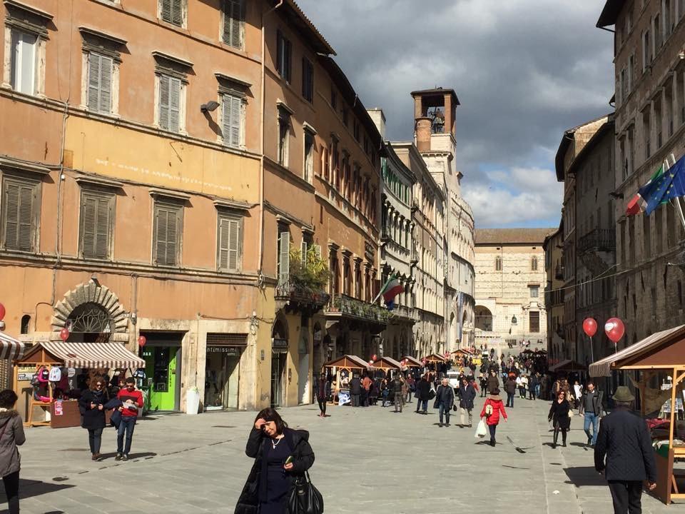 Sbaracco, nel fine settimana, venerdì 28 e sabato 29 febbraio, in centro a Perugia