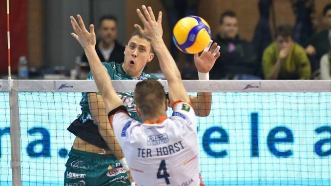 Volley, Sir Safety, dopo riposo si pensa match con Varsavia