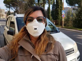 Utilizzare mascherine solo se necessario, rischio rifiuti contaminati