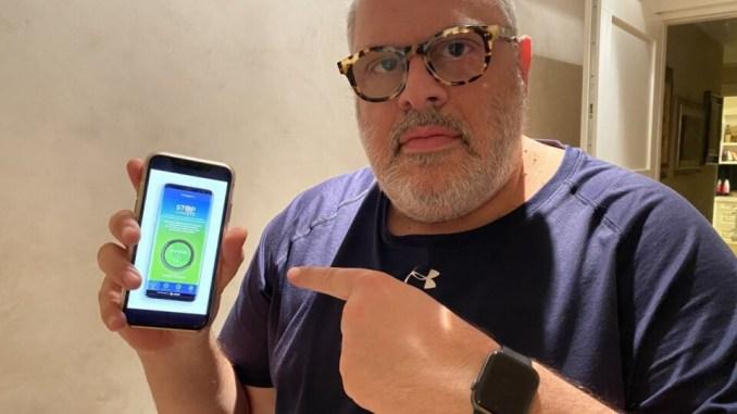 Stop Covid-19, un app per individuare i positivi, Umbria prima regione a sperimentarla