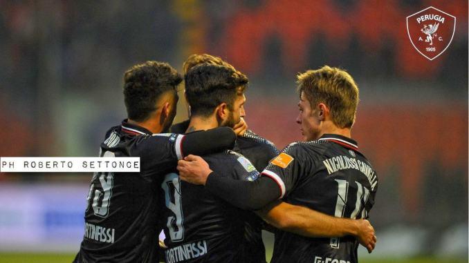 Perugia e Salernitana, per Grifo ultima occasione, 3 punti pernon rischiare