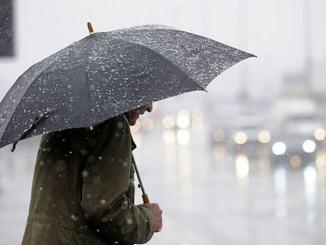 Previsioni meteo la nuova settimana esordisce con piogge e temporali