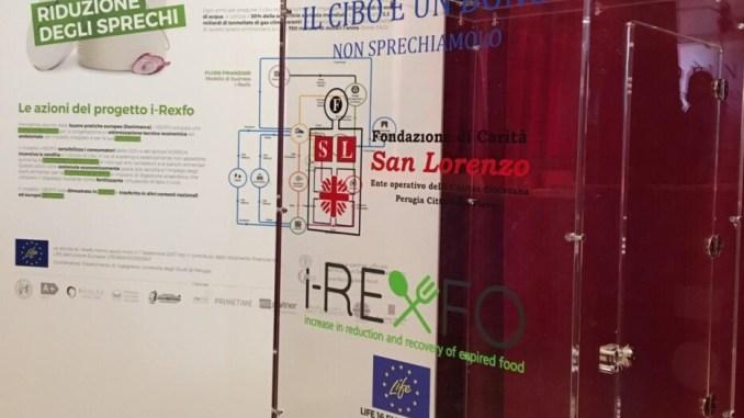 """Perugia, """"Il cibo è un dono, non sprechiamolo"""", al via il progetto """"i-REXFO"""""""